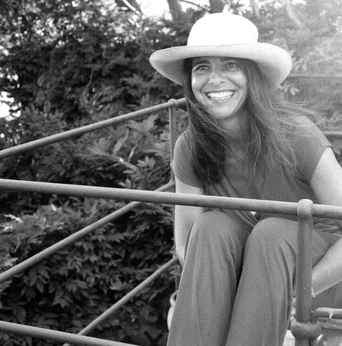 Modelos primera colección: Marta en la caleta