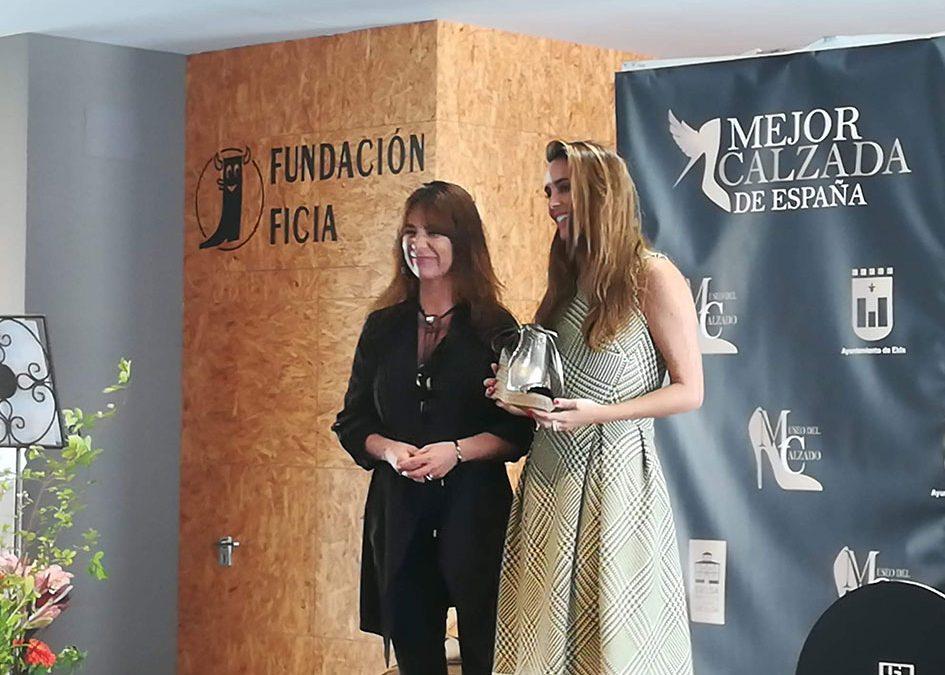 Premio Mejor Calzada de España -Ona Carbonell