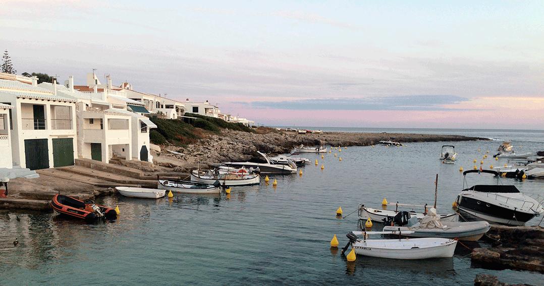 Huele a verano en Menorca…